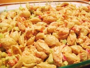 Maryland Shrimp Macaroni Salad