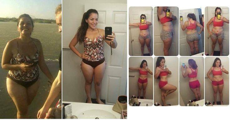 Cambié mi cuerpo en 10 meses SIN dietas milagro, pastillas o bebidas mágicas