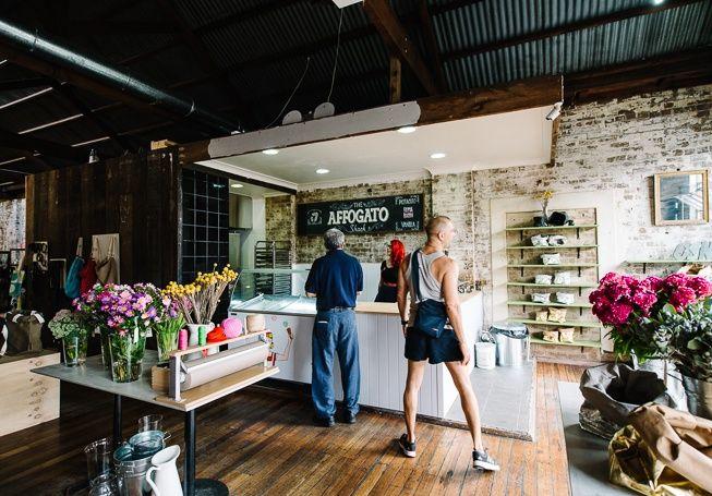 The Affogato Shack at Brewtown Newtown | Broadsheet Sydney - Food & Drink - Broadsheet Sydney