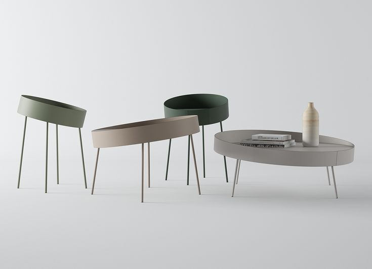 """Coin"" tables project on Behance"