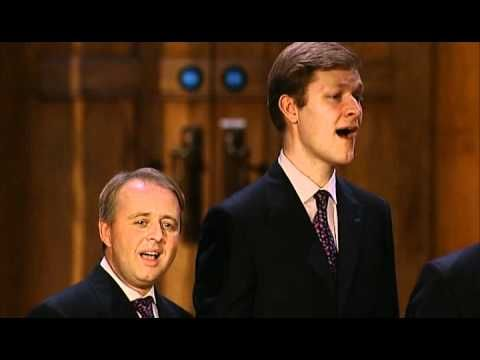 Haec Dies by William Byrd, performed by The King's Singers. Just one sample of the deep, chromatic and complex style of polyphonic choral music of the 16th century.