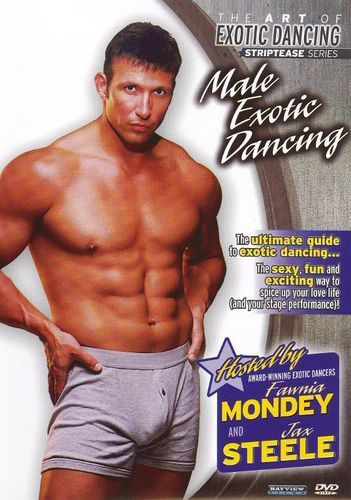 The Art of Exotic Dancing: Striptease Series - Male Exotic Dancing [DVD] [2006]