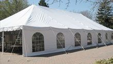 Event Tent Rental. AE Parkins Tents... Prices To Rent Tents