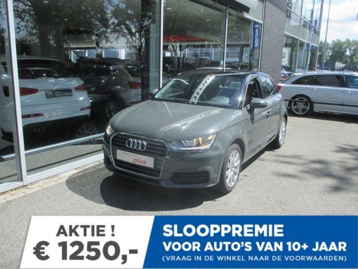 Audi A1  Description: Audi A1 SPORTBACK 1.0 TFSI 95 PK PRO LINE / MMI PLUS / STOELVERWARMING  Price: 326.77  Meer informatie