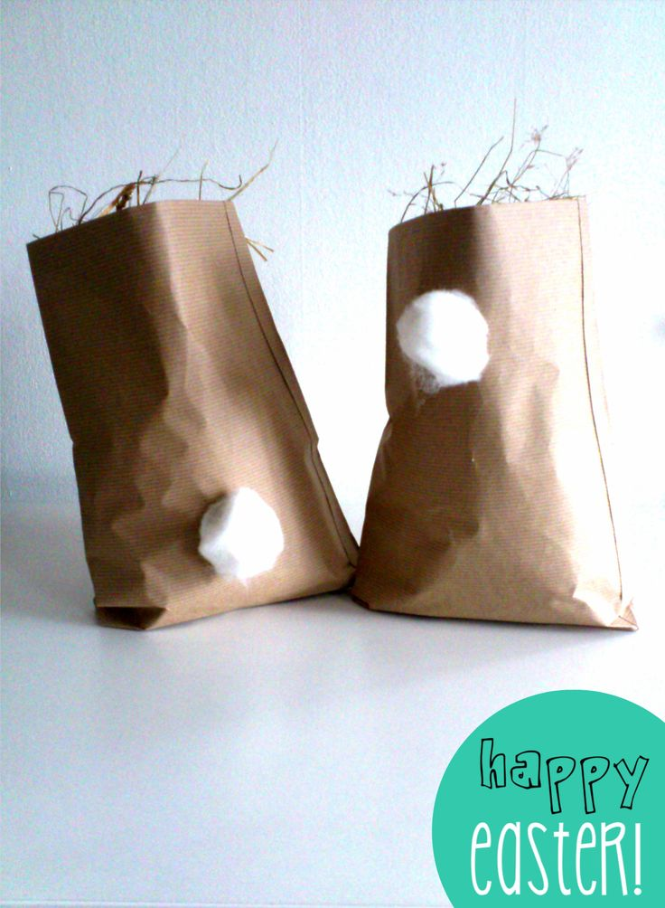 Die Glücklichmacherei: DIY: Osternest (last minute tauglich)