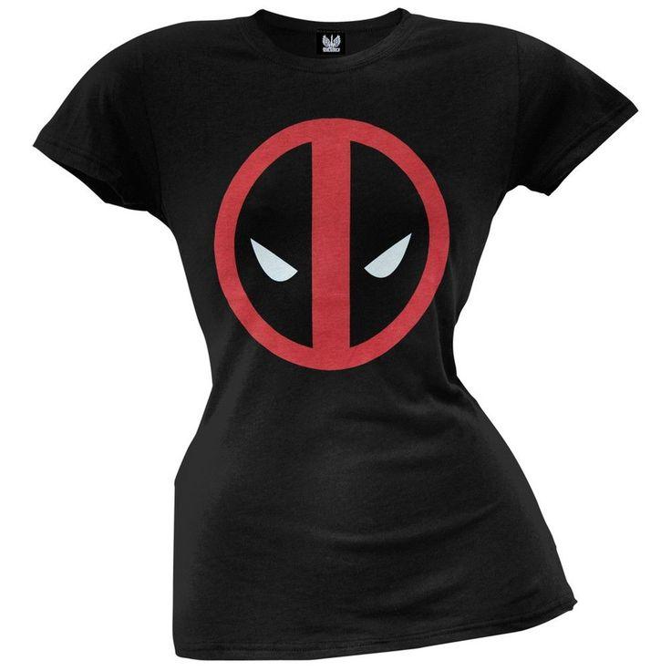Deadpool - Logo Juniors T-Shirt