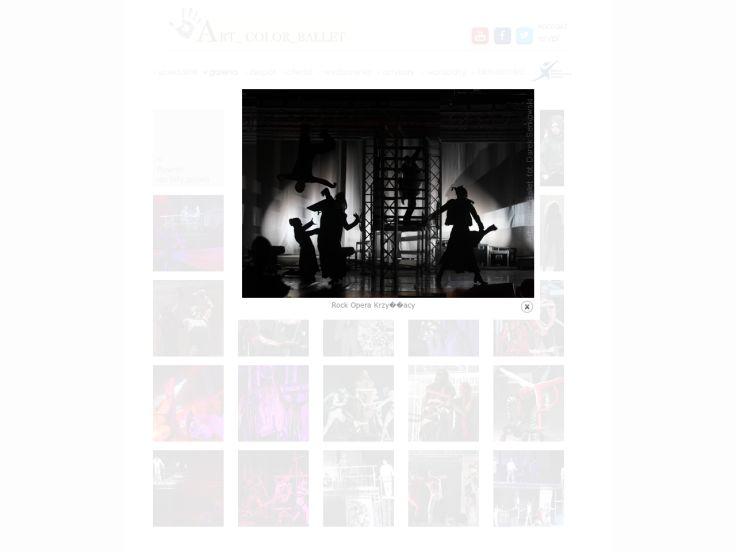 Rock Opera Krzyżacy  Wybitni polscy aktorzy i wokaliści w pierwszej od wielu lat polskiej rock-operze. Widowisko utrzymane w mrocznej, czarno-białej rockowej stylistyce. Akcja spektaklu ...