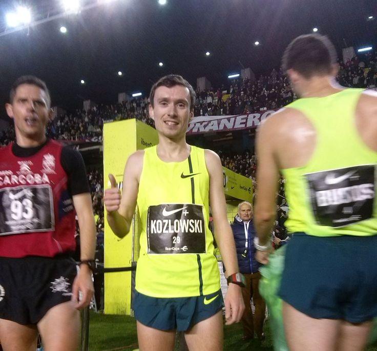 Artur Kozłowski maratończyk z rekordem życiowym 2:10.58, medalista Mistrzostw Polski w biegach na dystansie 5 km, 10 km oraz w półmaratonie. #sportowelodzkie