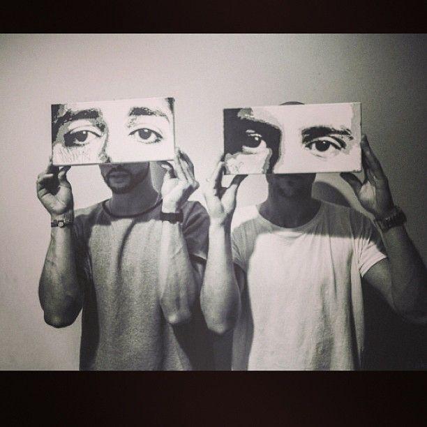 Beware the masked men Photo by karpe_diem_offisiell…