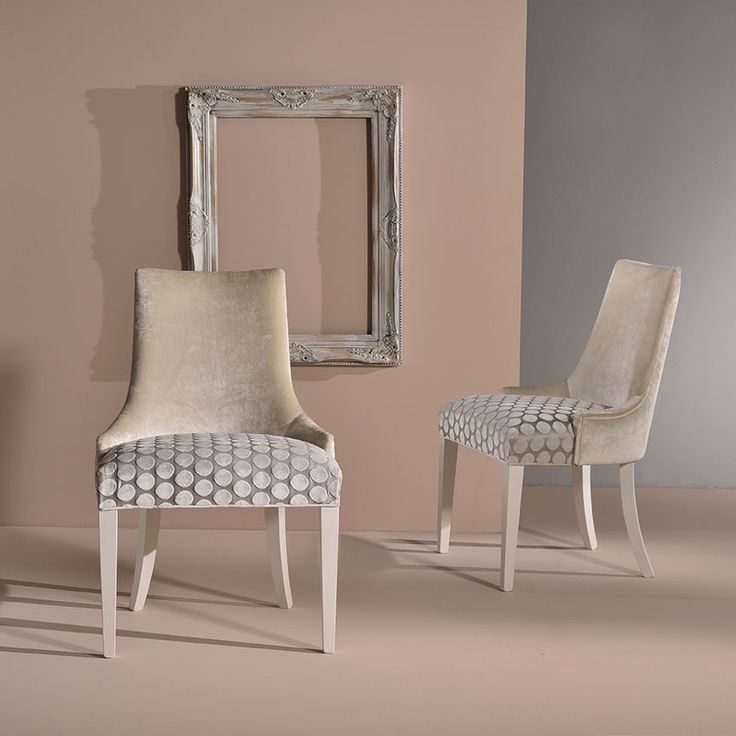 Melody. Beautiful luxury piece of design from new Veneta Sedie collection. Furnishing and interior design for you home.