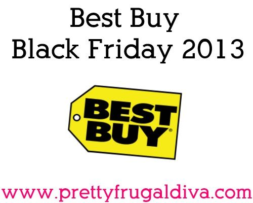 Best Buy Black Friday 2013 Sales Ad