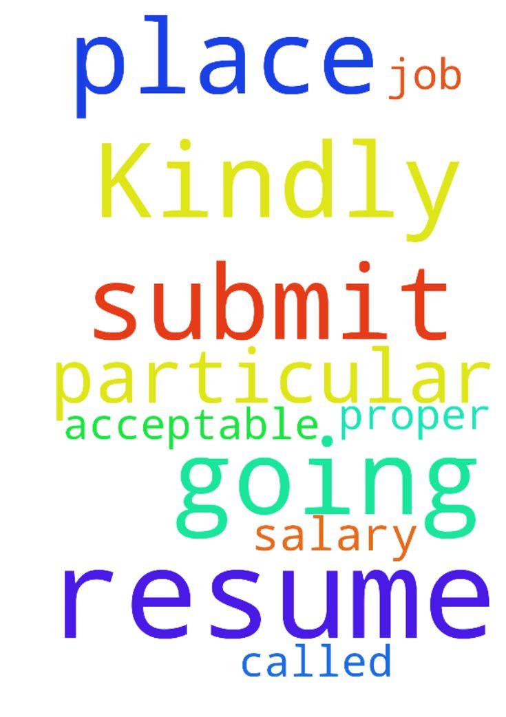 Více než 25 nejlepších nápadů na Pinterestu na téma Proper job - submit resume