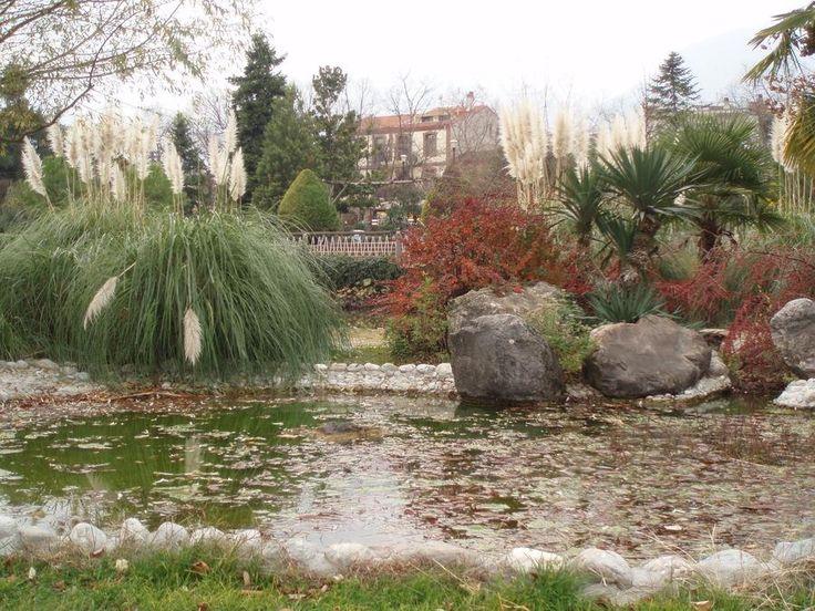 City Park, Naousa, Region of Macedonia, Greece