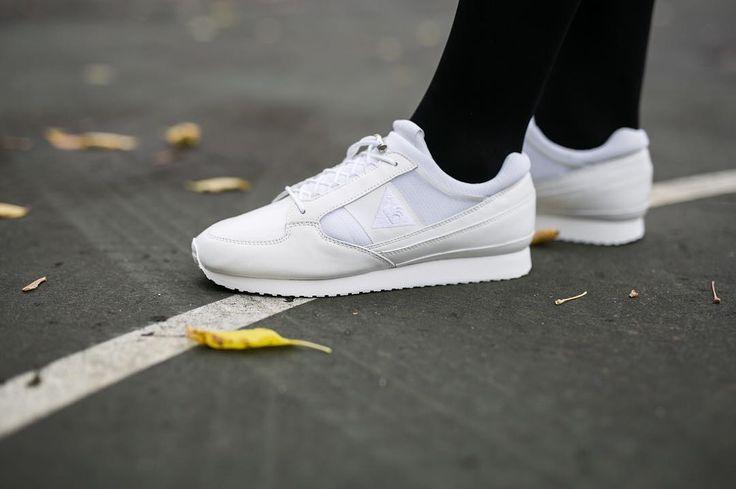 "Le Coq Sportif Eclat WMNS ""Quick Lace"" avaliable in store and at www.streetsupply.pl /// #lecoqsportif #lecoq #shareyourlcs #lecoqsportifpolska #streetsupply #swietokrzyska16  #snkrfrkr #nicekicks #dailyshc #theillest #hype5 #kickstagram #kicks #shoes #wdywt #womft #sneakeraddict #sneakershouts #s7 #niketalk #kicks4eva #snkrhds #sadp # sneakernews #tenisufki #shoes #sneakerporn #sneakerholics #sneakerfreak #solecollector"