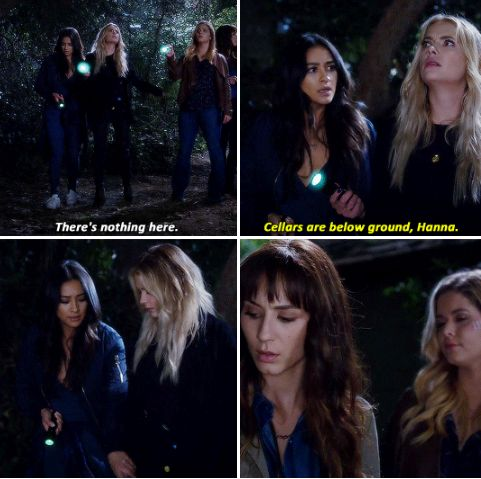 "#PLL 7x07 ""Original G'A'ngsters"""