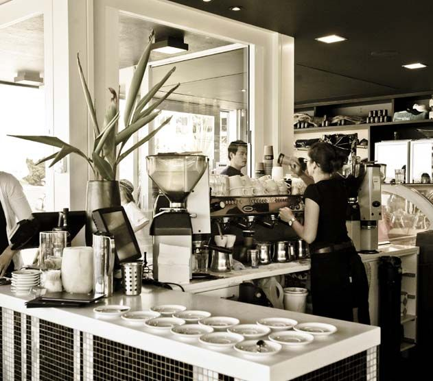 Takapuna Beach Café  Delicious brunch great coffee plenty of gluten and dairy free options.