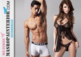 Cupón 120€ en ropa interior primeras marcas, masculina y femenina #SorteosActivos #sorteamus Sorteo por #MasRopaInterior.com