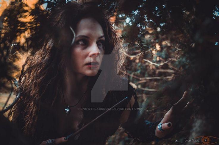 Bellatrix Lestrange cosplay by Bellatrix Sparrow