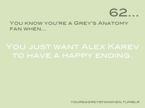You Know Youre a Greys Anatomy Fan When