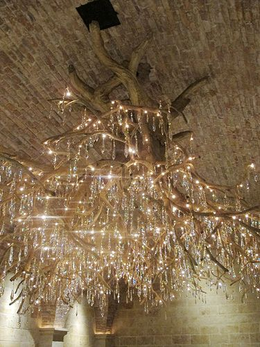 20 best images about Bottle chandelier and trees on Pinterest ...