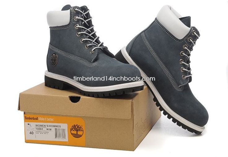 2017 New Timberland Navy Blue 6 Inch Scuff Proof Women Boots