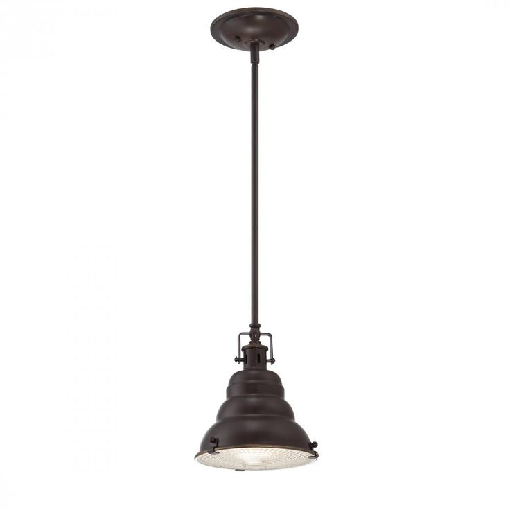 lighting industrial look. This Industriallook Mini Pendant From Quoizel Has A Palladian Bronze Finish And 8 Lighting Industrial Look T