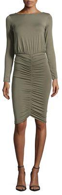 Rachel Pally Dori Ruched Dress