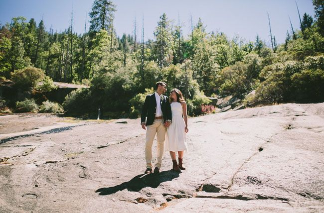 Um casamento (lindo) sem convidados - Berries and Love