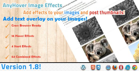 Anyhover Image Effects