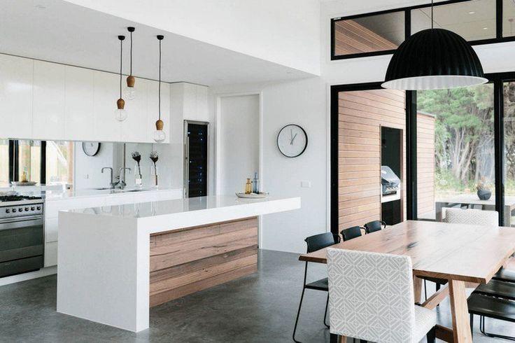 125 best idée pour projet immo images on Pinterest Home ideas - construire un bar de cuisine