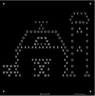 It's just an image of Challenger Printable Lite Brite Patterns
