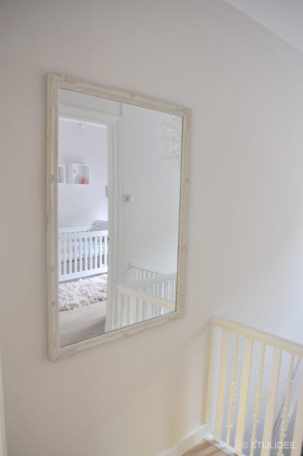 Binnenkijken in ... slaapkamers in modern landelijke stijl in een herenhuis in Utrecht na STIJLIDEE Interieuradvies, Kleuradvies en Styling via www.stijlidee.nl