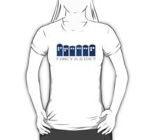 T-Shirt #Clothes #DoctorWho #TARDIS #TheDoctor #Whovian #Whovians #Clothes #Geek #Nerd #Brithish #SciFi #GeekFashion #GeekClothes
