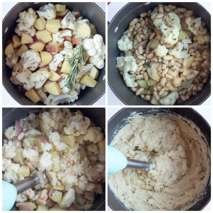 how to make mashed potatoes healthier