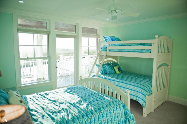 Mint And Purple Bedroom - Google Search