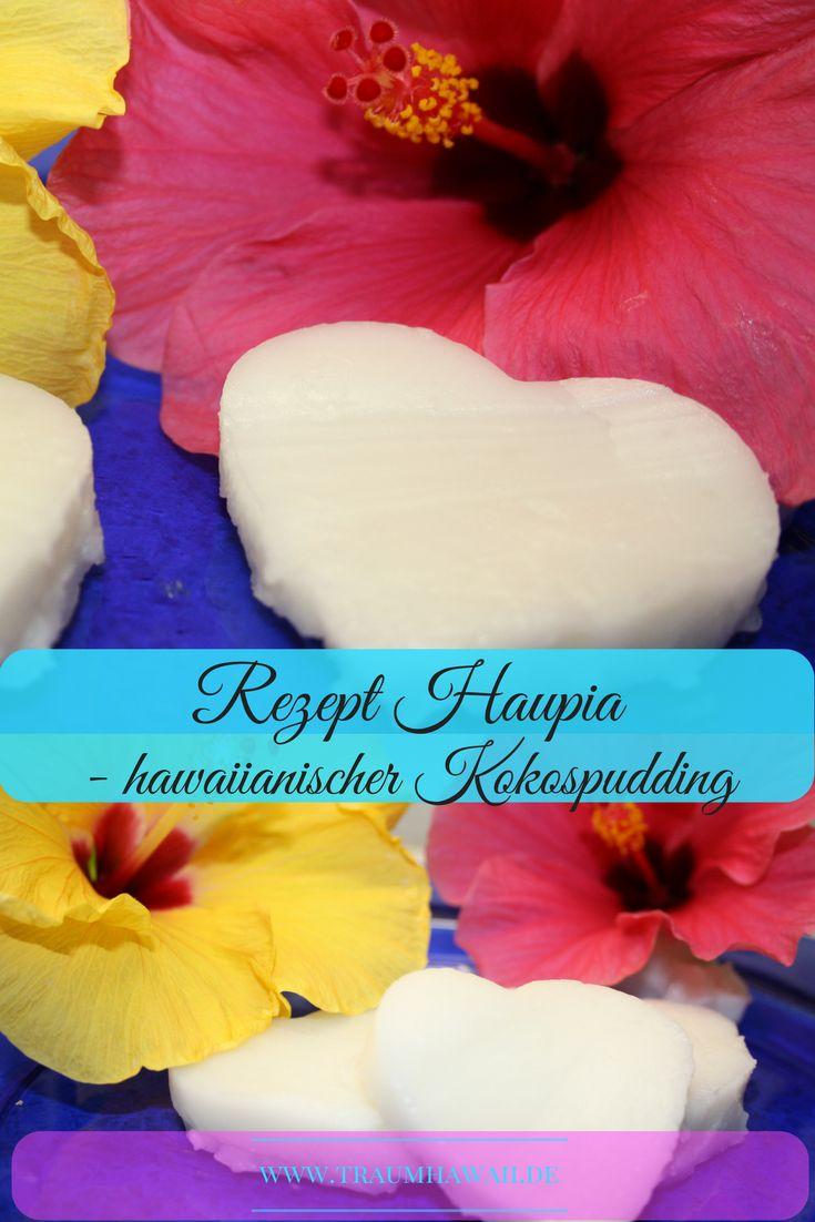 Du möchtest ein Stück Hawaii zu Hause erleben? Zaubere Dir den Geschmack von Hawaii auf Deinen Tisch mit diesem leckeren Haupia (Kokospudding) Rezept. Ich wünsche Dir einen guten Appetit. www.traumhawaii.de