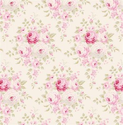 Tilda Sweet Christmas Fabric - Laura White