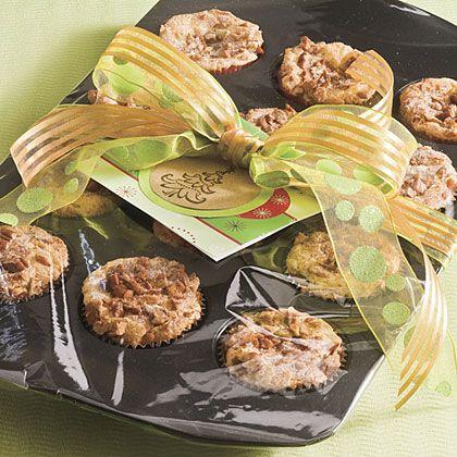 Sour Cream Coffee Cake Muffins | MyRecipes