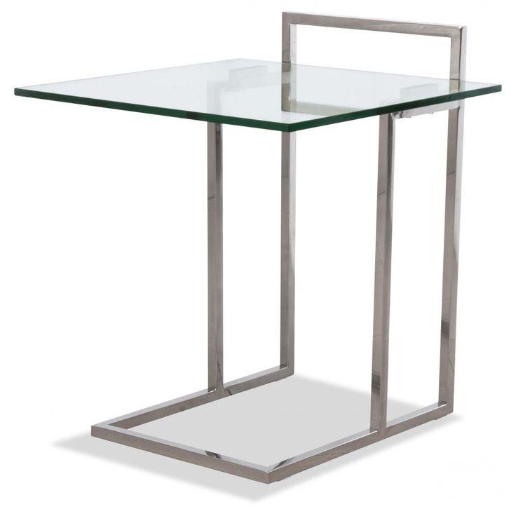 Beistelltisch Klar Glas Designer Wohnzimmertisch Neu In Mbel Wohnen Tische