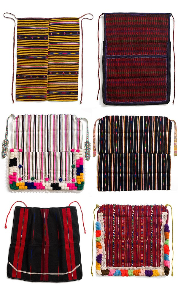 macedonian aprons