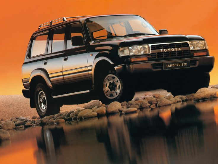 1990–92 Interior Toyota Land Cruiser 80 VX AE-spec (HDJ81V)