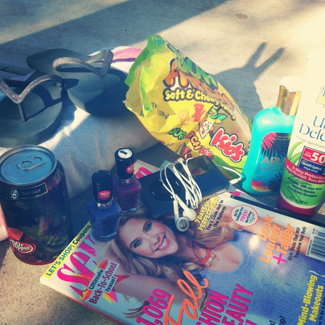 Everything you need for summer!