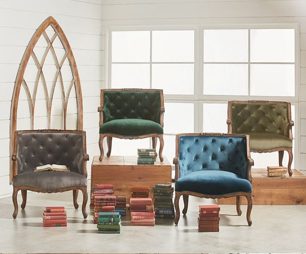 From The New Magnolia Home Furnishings Line By Joanna Gaines. Select Items  At The Great