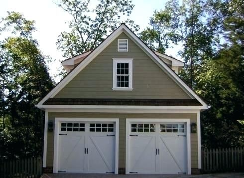 Car Garage, How Much Does It Cost To Have A Detached Garage Built