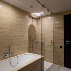 Banheiros modernos por NOTT DESIGN STUDIO