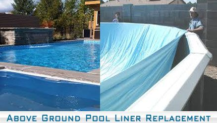 Above Ground Pool Liner Replacement Pool Pinterest