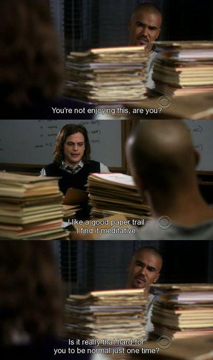 Criminal Minds. <3