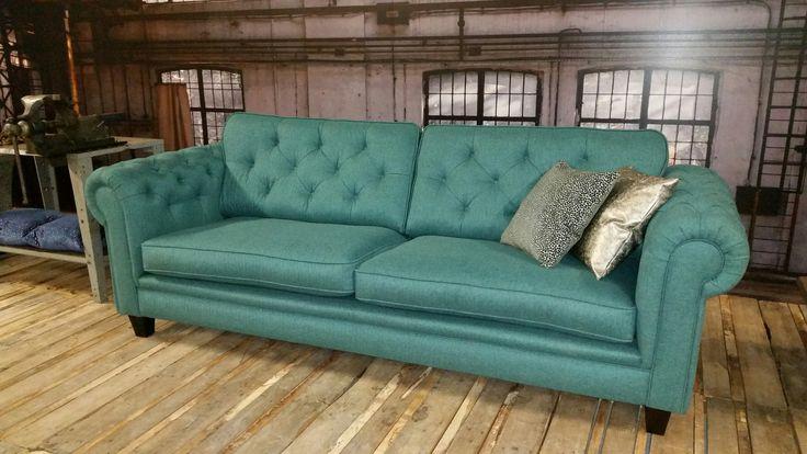 31 beste afbeeldingen over meubitrend banken op pinterest staal brocante en modern - Moderne stijl lounge ...