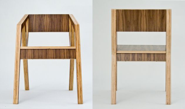 The Kart Chair by Harbenger Duo » CONTEMPORIST
