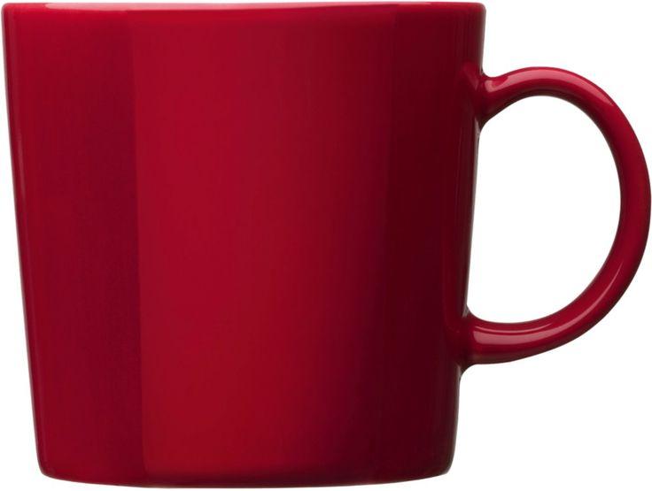 Iittala - Teema Mug 0,3 l red - Iittala.com